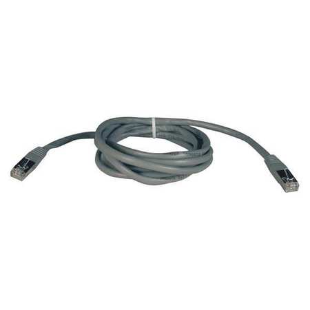 Cat5e Cable Molded Shielded Gray 10ft by USA Tripp Lite Voice & Data Patch Cords