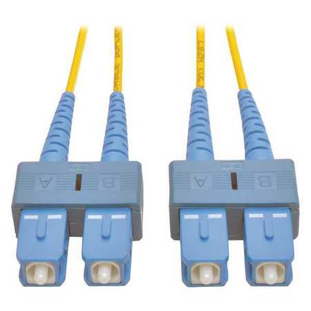 Fiber Optic Cable Dplx SMF 8.3 SC/SC 1m by USA Tripp Lite Fiber Optic Cable