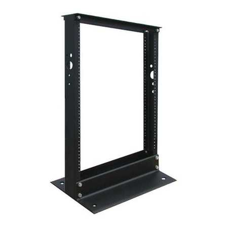 Rack Enclosure 13U 2 Post Open Frame by USA Tripp Lite Voice & Data Communication Cabinets