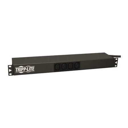 PDU Basic 3.3kW/3.8kW 12 C13 2 C19 1U by USA Tripp Lite Extension Power Strips