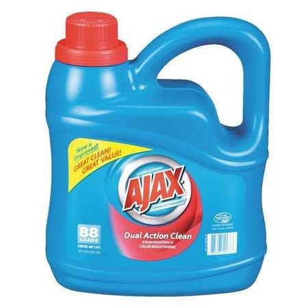 Ajax Laundry Detergent,fresh Scent,134oz
