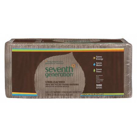 Seventh Generation Paper Napkin,pk12