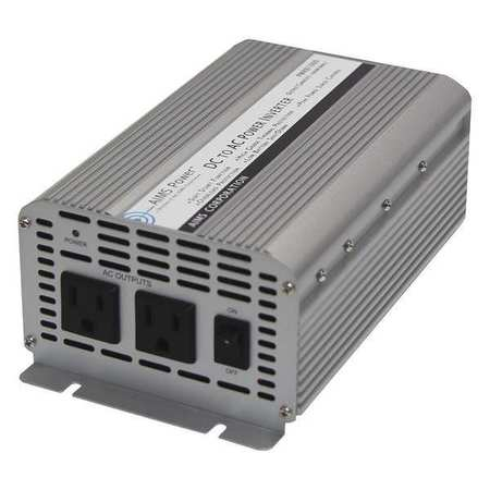 Simple Power Inverter 1250W 12V by USA Aims Power Electrical Power Inverters