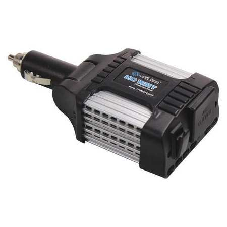 Power Inverter Cigarette Lighter 100W by USA Aims Power Electrical Power Inverters