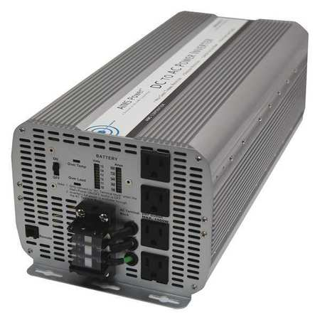 Modified Sine Inverter 8000W 12V to 120V by USA Aims Power Electrical Power Inverters