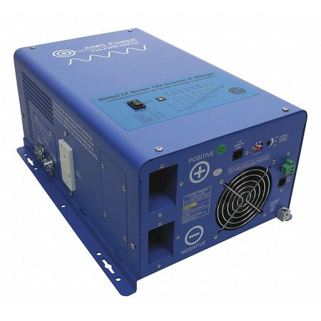Inverter Charger Pure Sine 1500W by USA Aims Power Electrical Power Inverters