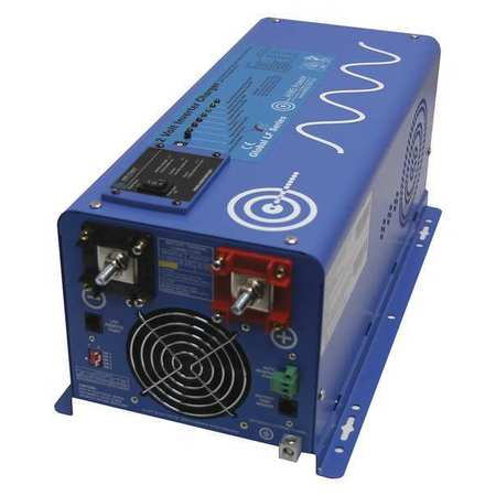 Inverter Charger Pure Sine 12V 3000W by USA Aims Power Electrical Power Inverters