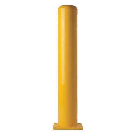Post Guard Bollard Bolt Down 4x42 Yellow