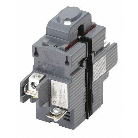 Circuit Breaker Type UBIP 2P 60A by USA UBI Circuit Breakers