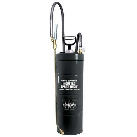 Industro gal. Steel Sprayer,3.5 gal.