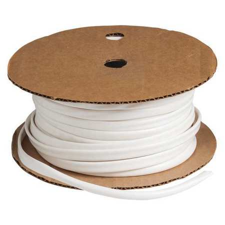 Hot Stamper Shrink Tubing 100 ft. L Wht by USA Brady Electric Cable Shrink Tubing