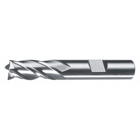 """Cleveland Square End Mill List HG 4MC 3/8""""L of Cut"""