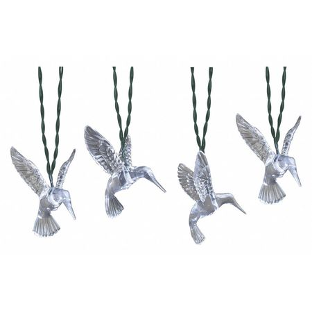Led Hummingbird String Lights