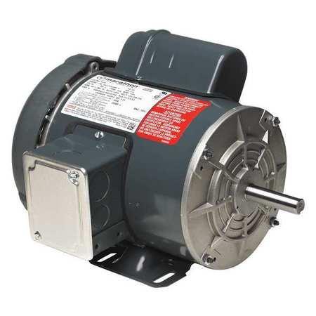 Motor 1 1/2 HP 1725 RPM 115/208 230V Model 56B17F5302 by USA Marathon General Purpose Capacitor Start AC Motors