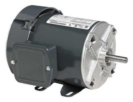 Motor 1/3 HP 3450 RPM 115V Model 5KH33FN85 by USA Marathon General Purpose Split Phase AC Motors