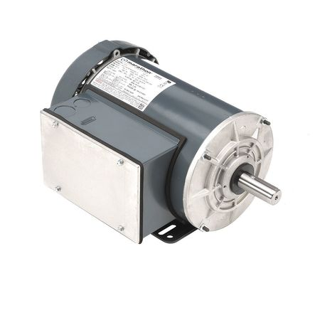 Motor 2 HP 3510 RPM 115/208 230V by USA Marathon General Purpose Capacitor Start AC Motors