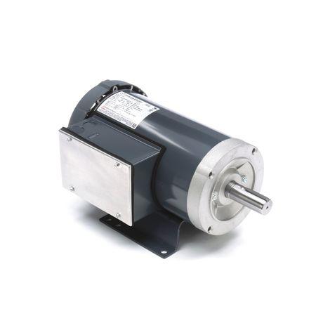 Motor 3 HP 3520 RPM 115/208 230V by USA Marathon General Purpose Capacitor Start AC Motors