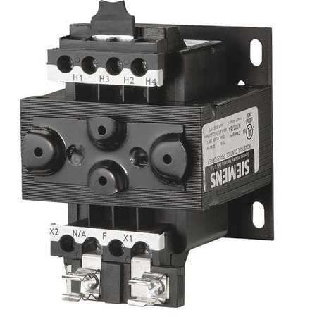 Class 2 Transformer 24VAC 50 VA 1 PH Model MT0050B by USA Siemens Electrical Class 2 Transformers