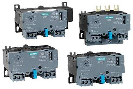 Ovrload Rely 25 to 100A Class 5/20/20/30 by USA Siemens Electrical Motor Overload Relays