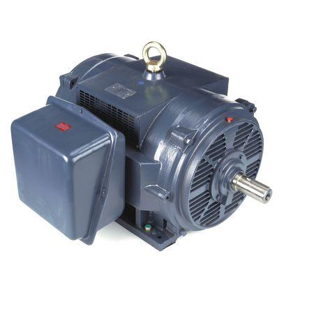 Motor 3 Ph 200 HP 3580 RPM 460V by USA Marathon General Purpose Three Phase AC Motors