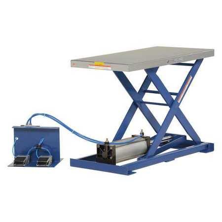Vestil Pneumatic Scissor Lift Table 200 lb.