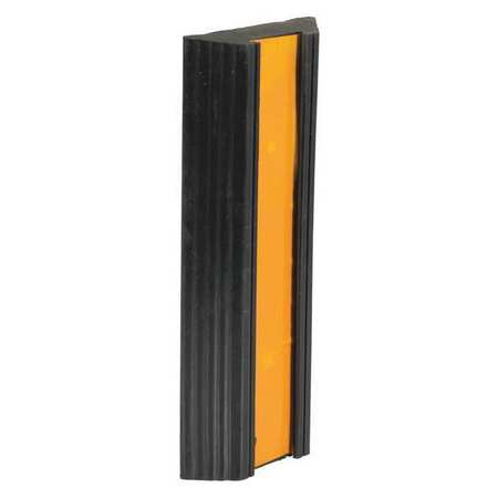 """Extruded Rubber Bumper Stop 12"""" Min. Qty 2 by USA Vestil Electric Cable Protectors"""