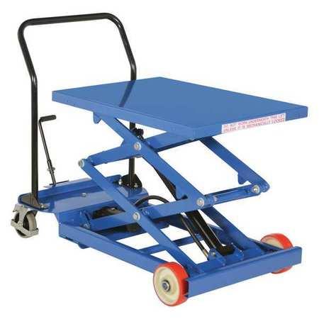 Vestil Premium Double Cart 600 lb. 33x23.25