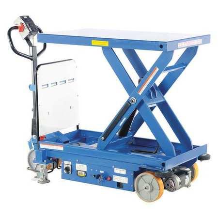 Vestil Hydraulic Single Scissor Cart 1.5K 40x24