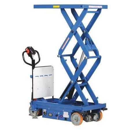 Vestil Hydraulic Double Scissor Cart 1.5K 40x24