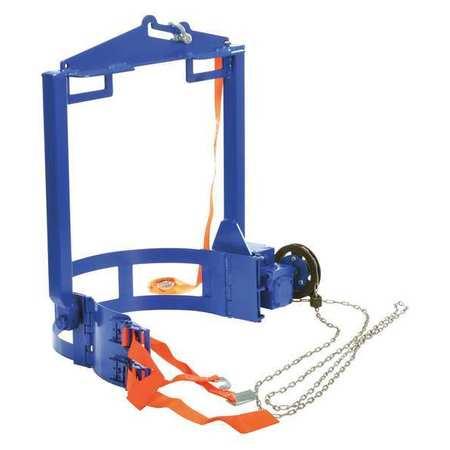 Vestil Drum Hoist Carrier/Rotator 2000 lb.