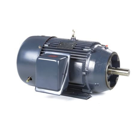 Motor 3 Ph TEFC 10 HP 1180 RPM 230/460V by USA Marathon General Purpose 3 Phase AC Motors