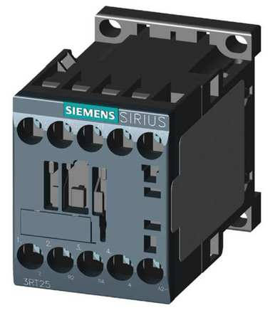 Contactor IEC 110VDC 4P 12A by USA Siemens Electrical Motor Magnetic Contactors