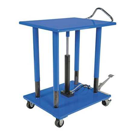 Vestil Hydraulic Post Table 3K lb. 30 x 42