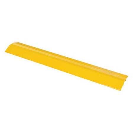 "Aluminum Hose/Cable Bridge 48"" Yellow by USA Vestil Electric Cable Protectors"