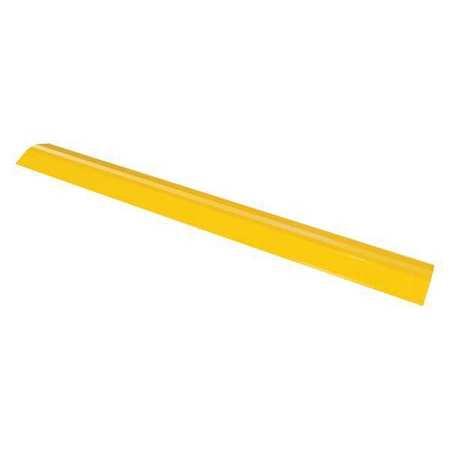 "Aluminum Hose/Cable Bridge 72"" Yellow by USA Vestil Electric Cable Protectors"