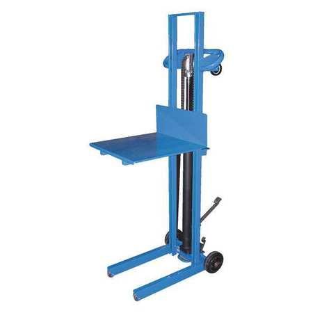 Vestil Foot Pump Lite Load Lifter Fixed Wheel