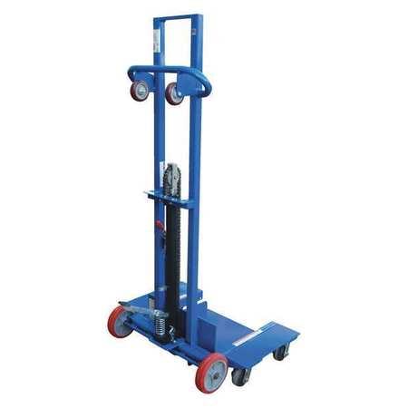 Vestil Low Profile Foot Pump Lift Swivel Caster