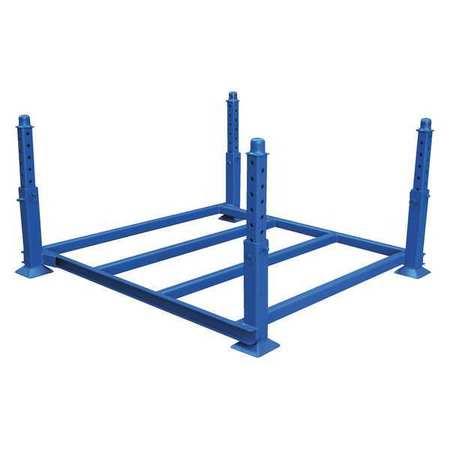 Vestil Internestable Rack Adjust Posts 48x48