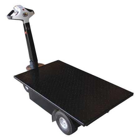Vestil Traction Drive Cart Platform 0.75K lb.