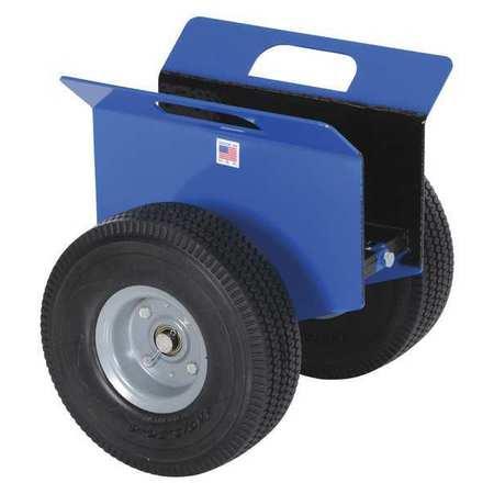 Vestil Adj. Panel Dolly Foam Wheels 500 lb.