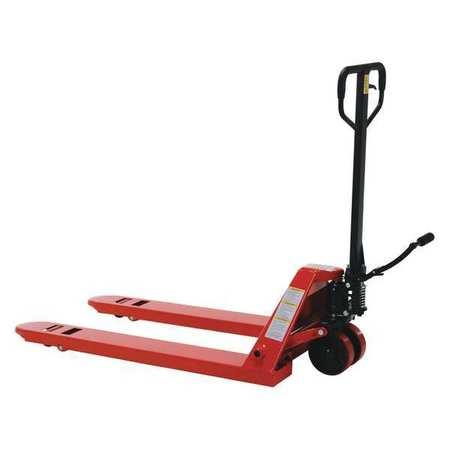 Vestil Wheel Nose Pallet Truck Foot Pedal 27x38