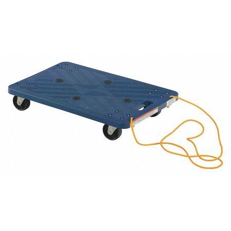 """Vestil Plastic Dolly Pull Rope 24x16"""" 220 lb."""