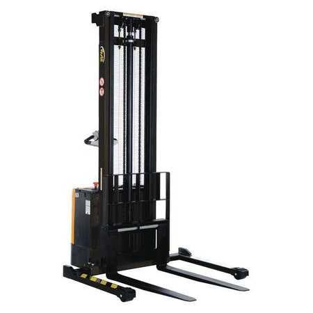 Vestil Adjustable Powered Lift Stacker 150