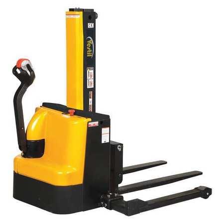 Vestil Stacker Narrow Mast Power Drive AA 90