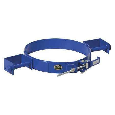 Vestil Blue Tilting Drum Ring 30 gal.