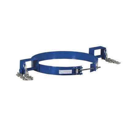 Vestil Blue Tilting Drum Ring 55 gal.