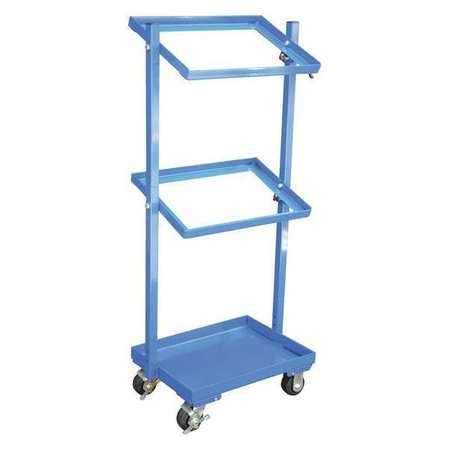 Vestil Multi-Tier Cart 3 Shelf 200 lb.