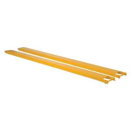 "Vestil Fork Extensions Pin Style 112""L x 6""W PR"
