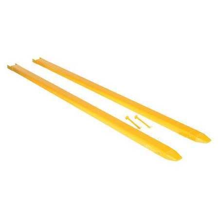"Vestil Fork Extensions Pin Style 111 L x 4""W PR"
