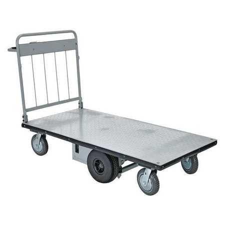 Vestil Electric Matl Hndle Cart Sides 28x60